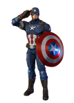 Marvel Heroes: Captain America AOU