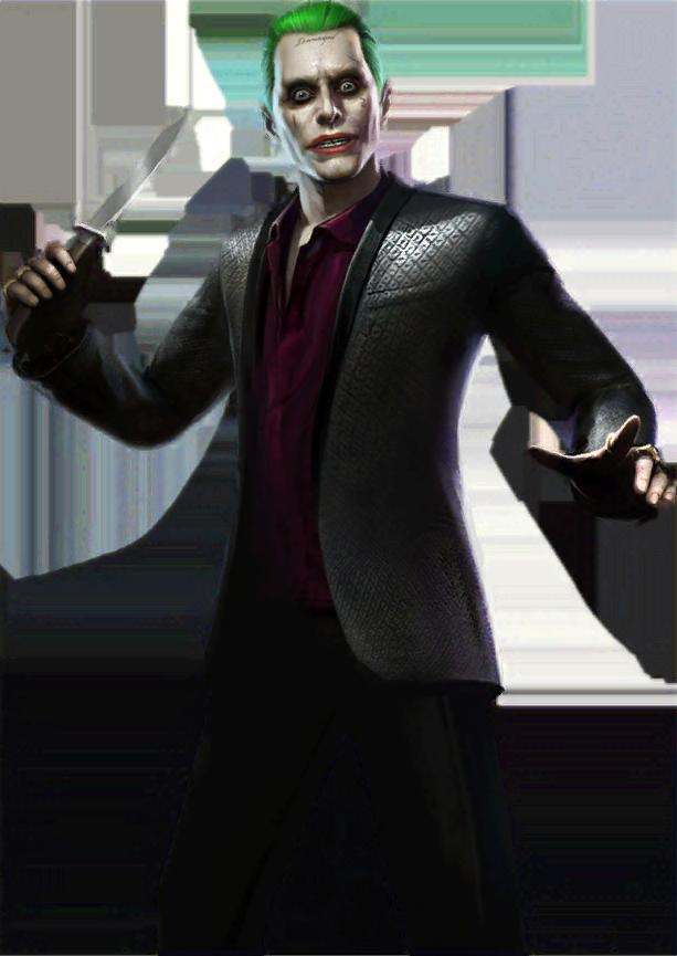 Suicide Squad Joker 2 Injustice By Cptcommunist On Deviantart