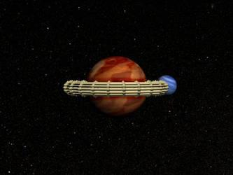 planet by ChakatBlackstar