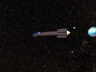 Midnight Star alternate view by ChakatBlackstar