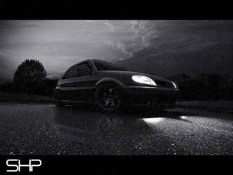 Citroen Saxo VTS by shappass