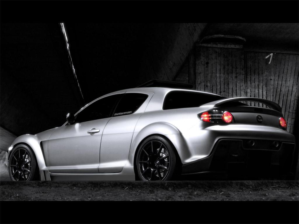 Mazda Rx8 By Shappass On Deviantart