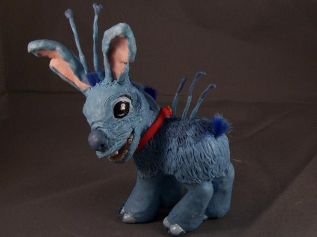 My Little Stitch by xXPaintedxPonyXx