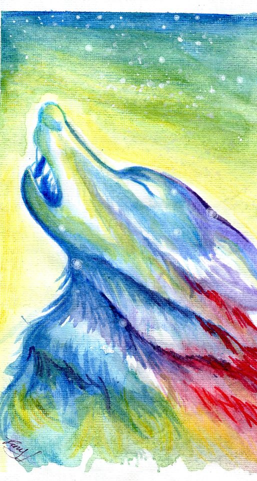 Wolf by InatZiggy-Stardust