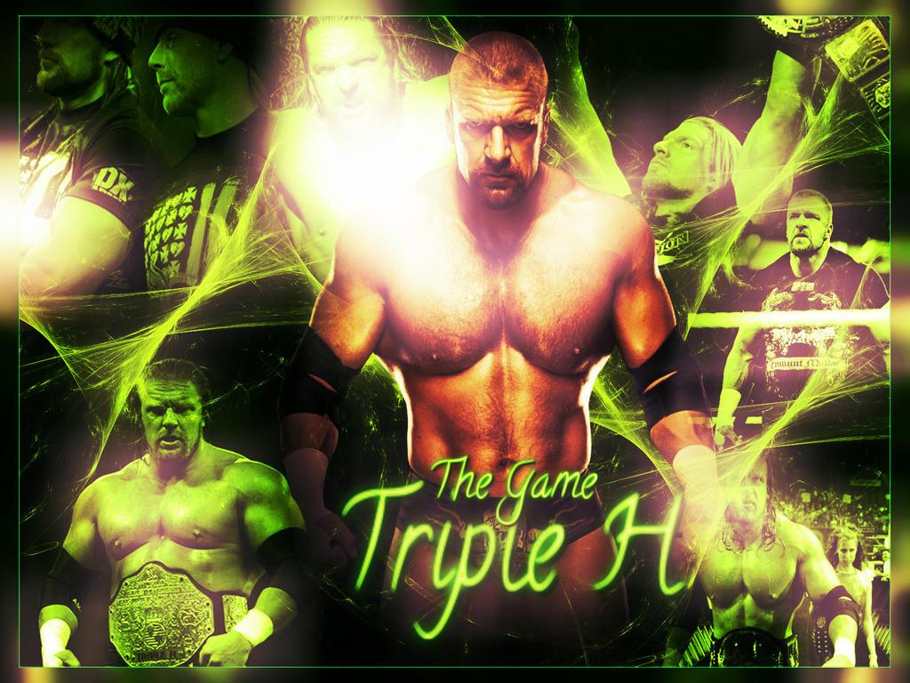 Triple H Wallpaper By JrbDesign