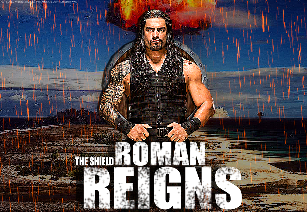 gallery for roman reigns wallpaper