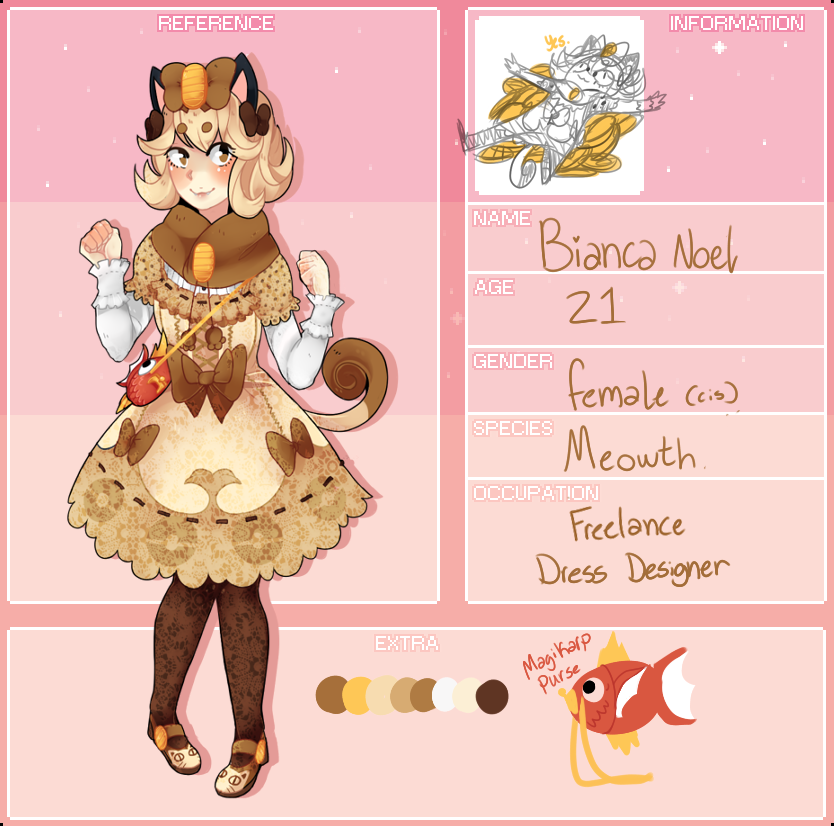 MC app - Bianca by UFOdere