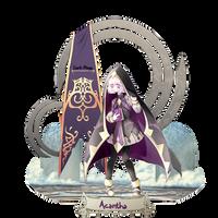 [Initium-Novum] Acantha by kittidere