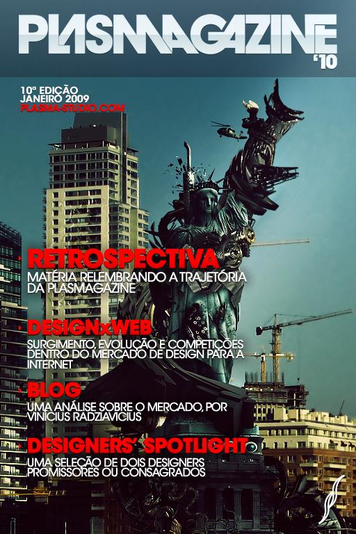 Plasmagazine 10 - Janeiro 09 by plasma-studio