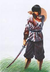 NRSU - chap. 4 - colored Ranma by tigereyes76