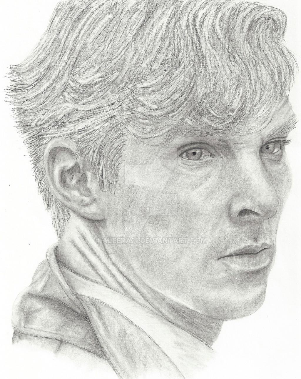 Christopher Tietjens - Benedict Cumberbatch