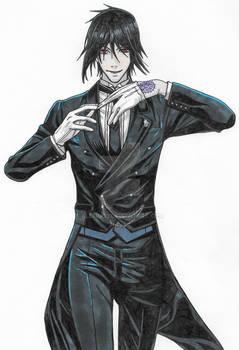 A Devil of a Butler