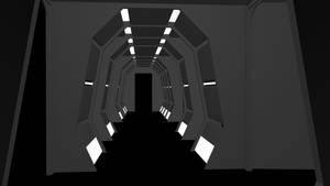 Straight Corridor 2 by count23