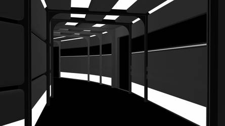 Sickbay Corridor Segment