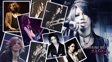 Aoi -the GazettE- Picture Desktop Wallpaper 4 by MyFlexibleAoi