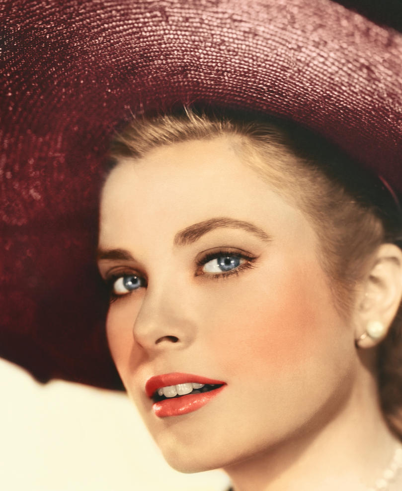 Grace Kelly - Colorize by Tricia-92