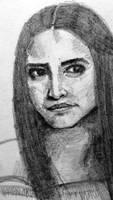 Quick portrait sketch
