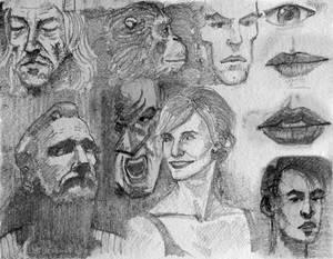 Random Quick Sketches