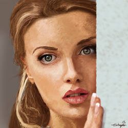 Portrait Face 04