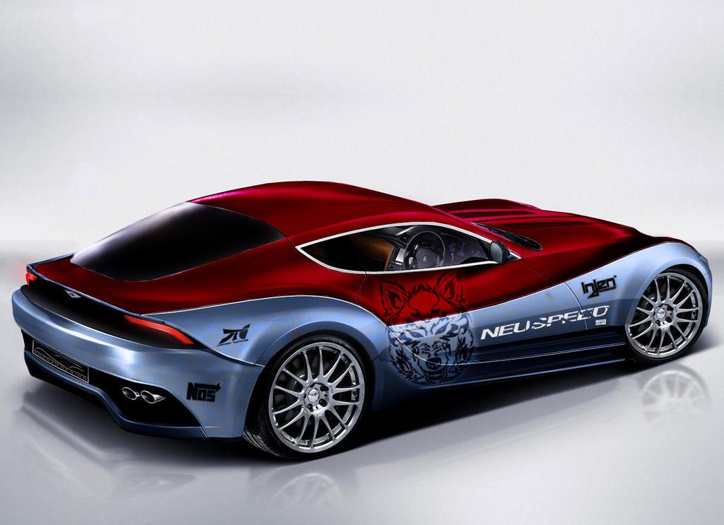 Morgan-Eva GT 2012 Tuning by JDimensions27 on DeviantArt