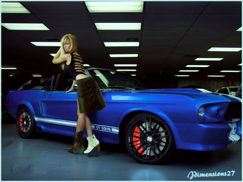 2015-Ford-Mustang-Shelby-GT500-Fox Girl by JDimensions27 on DeviantArt