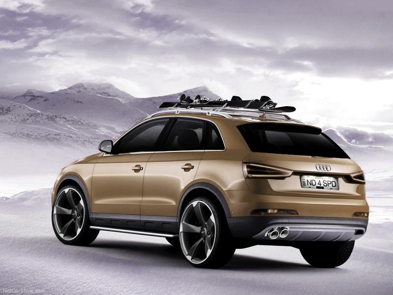 Audi Q3 Vail Concept 2012 By Jdimensions27 On Deviantart