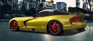 Dodge SRT Viper GTS-R 2013 3