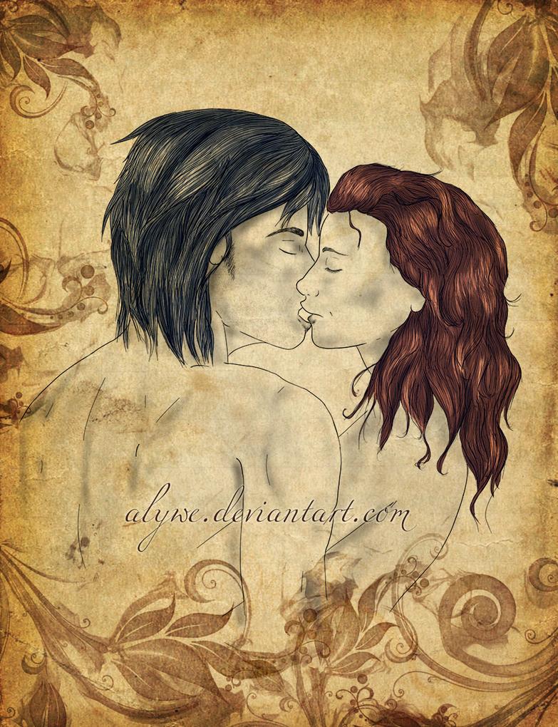Lovers by Alywe