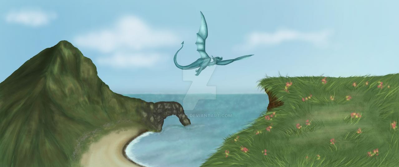 Costa del dragon by Alywe
