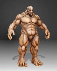 Titan naked