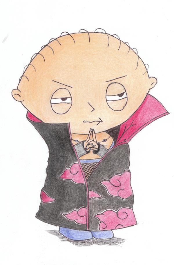 Akatsuki Stewie by Chrisje1987