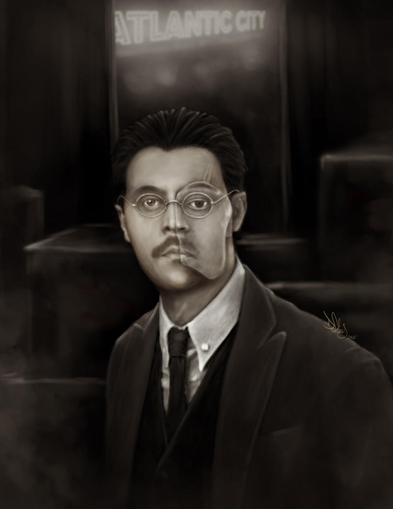Richard Harrow- Boardwalk Empire by Initial-Dzines on ...
