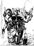 deadpool-punisher inks