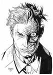 Two Face inks