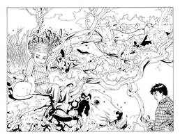 Animal Man annual #1 pgs 5-6