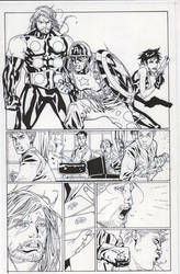 Ultimates 14 pg 14 inks