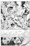 Jim Lee Superman inks