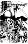 Return of Bruce wayne 3 inks by JosephLSilver