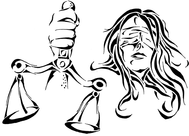 Scales Of Justice Png