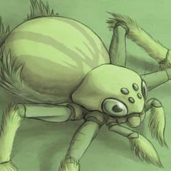 pokedexxy bug type: Galvantula