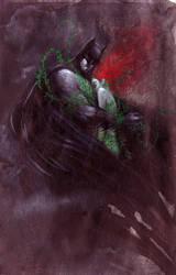 The Batman by vdelrey