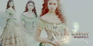 Vampire Diaries - Nina Dobrev