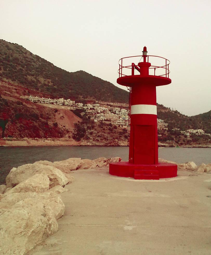Lighthouse-ish