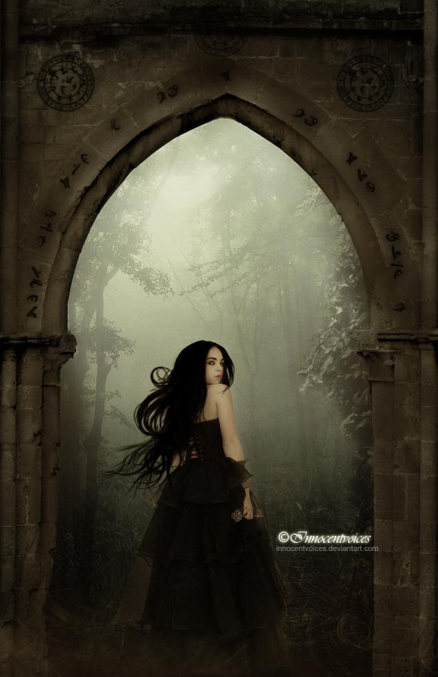 The Gate (ver2) by Dark-Voices