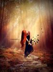 Madam Butterfly by Dark-Voices
