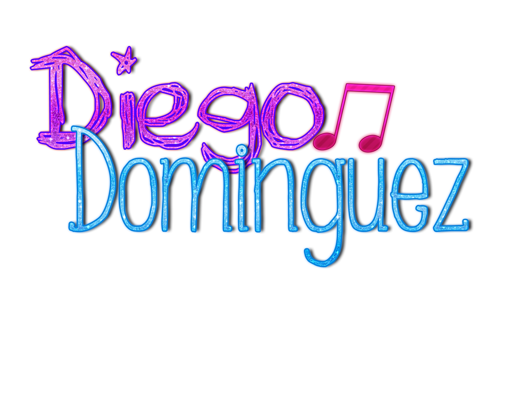 Texto PNG de Diego Dominguez by CandyStoesselThorne