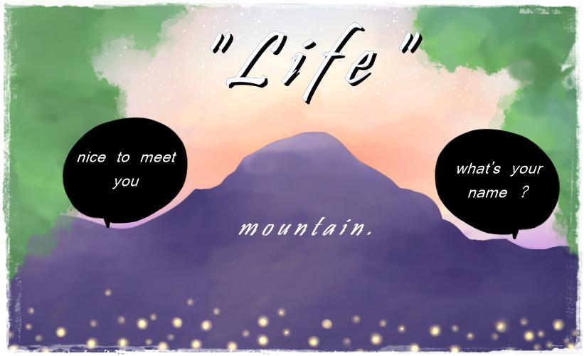 Mountain by Bzwel-Delta