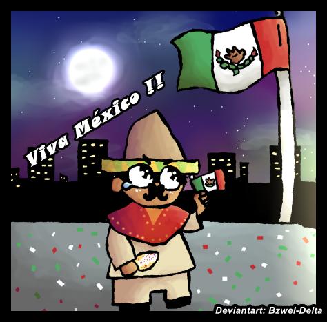 Viva Mexico by Bzwel-Delta