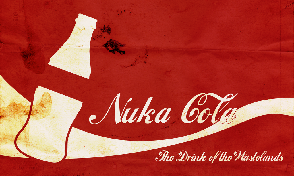 Fallout Nuka Cola Wallpaper