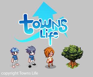 Towns Life Logo by SabataS